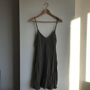 Ann Taylor Lou & grey semi silk summer dress